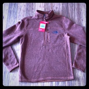 The North Face Men's 1/4 Zip Sweater Fleece